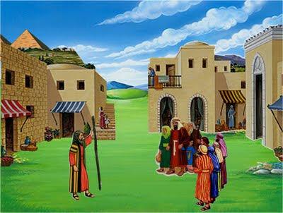 Moisés o o salvador