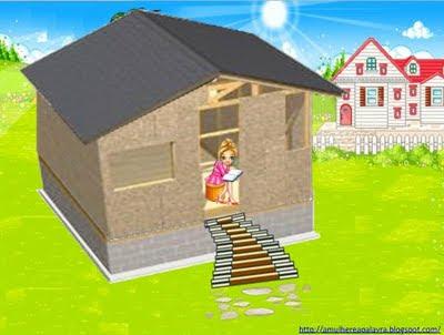 Mulher Sábia edifica sua casa